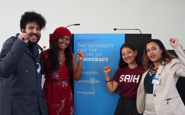 Til kamp for akademisk frihet og demokratiets fremtid