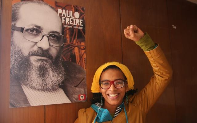 Attentat mot colombiansk afro-organisasjon