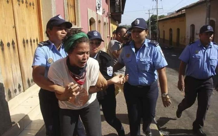 Fengslet og anklaget for terrorisme i Nicaragua