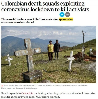 Colombia Death Squads